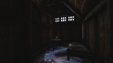 The Sleeping Giant Room