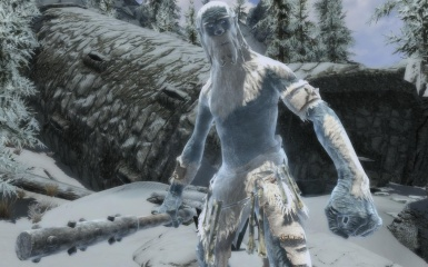 A Different Kind Of Frost Giant