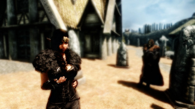 Kitrana with the Bleak Realism ENB