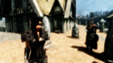 Kitrana with the Bleak Realism ENB - pic 2