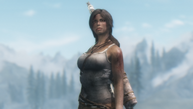 Lara Croft - adjusted