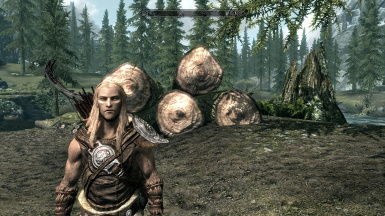 My character in Riverwood
