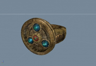 Animated Dwemer Ring
