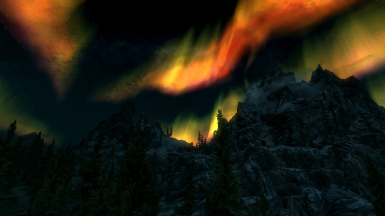 Night View from Riverwood