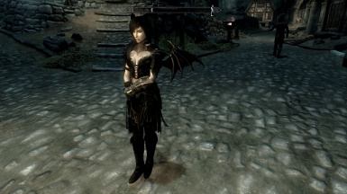 my first try at a female charater