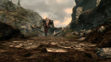 The dying dragon