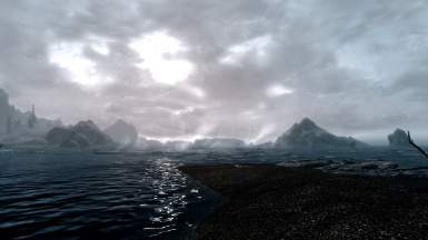 North of Winterhold