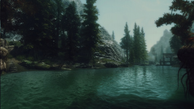 On the road to Helgen 01