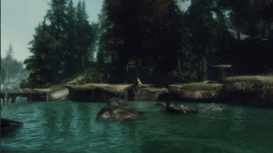 On the road to Helgen 02