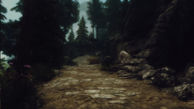 On the road to Helgen 05