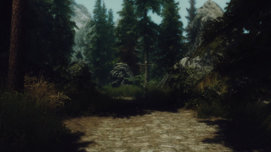 On the road to Helgen 07
