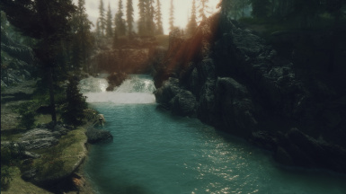 On the road to Helgen 09