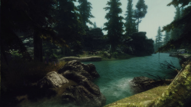 On the road to Helgen 10