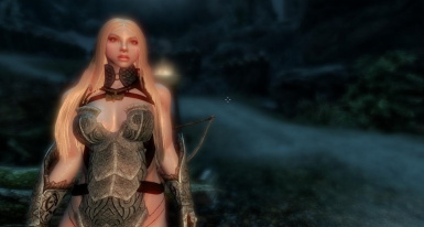 Nord Vampire Huntress