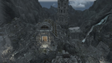 Markarth from the sky