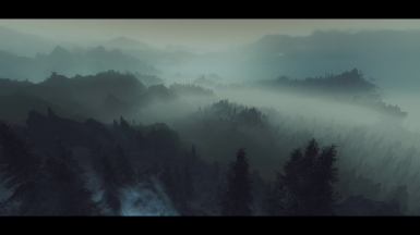 Mountain Valley Fog