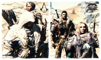 Assassins and witchers