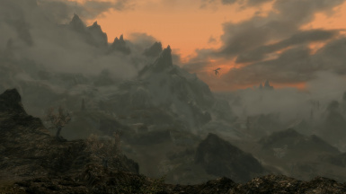 Morning Skyrim