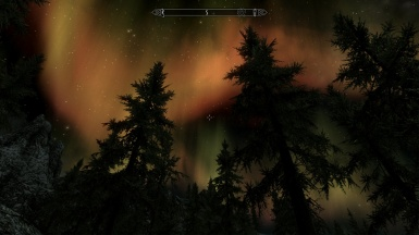 Skyrim Night Sky- with lots of filter