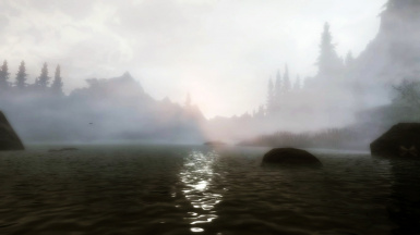 Water and Fog