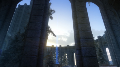 Morning at Mage's Academy