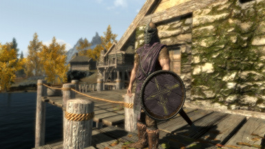 Riften with Photoreal ENB