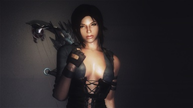 Lara is hot