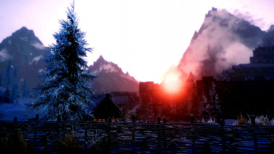 Windhelm at Sunset