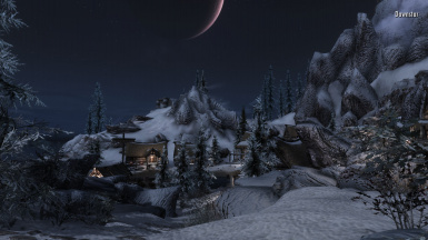 Dawnstar at Night