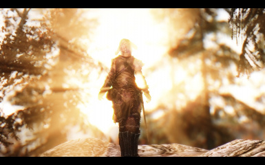 Godrays of Light the Killer ENB