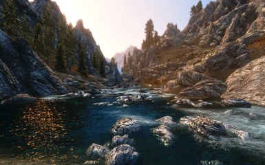 NR ENB for NLA