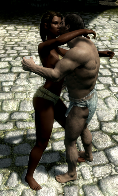 Immersive Lovers Comfort WIP - Without Enb
