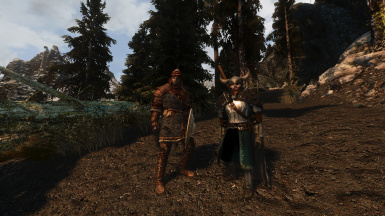 Scenes of Skyrim