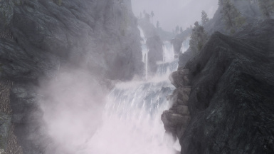 Scenes of Skyrim Water