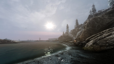 Gooood morning Skyrim