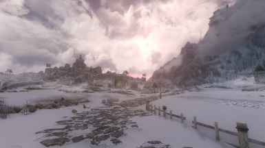 Winter Skyrim