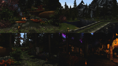 Riverwood with ENB