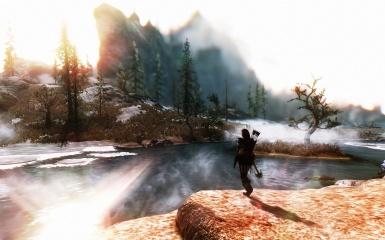 Zombies twixt Morthal and Solitude