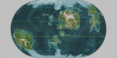 World of Nirn Wrinkell II Projection