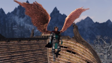 Divine Wings of Kynareth