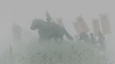 Attack in the Morning Fog