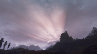 Argo ENB_Working Title - WIP - Cloudy Sunrise