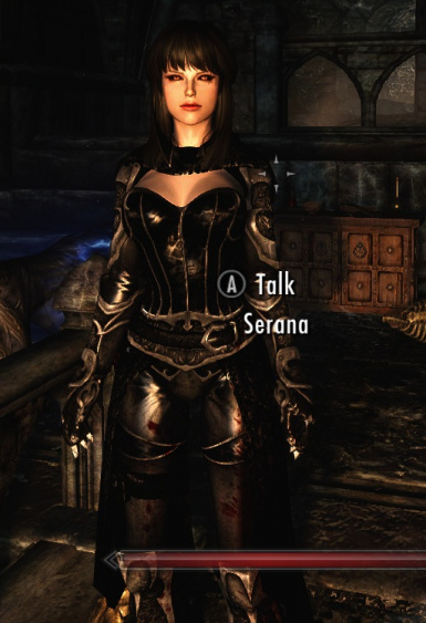 Seranaholic 1 0 with Lustmord Armor
