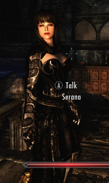 Seranaholic 1 0 with Lustmord Armor 2