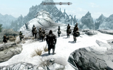 first moments in skyrim