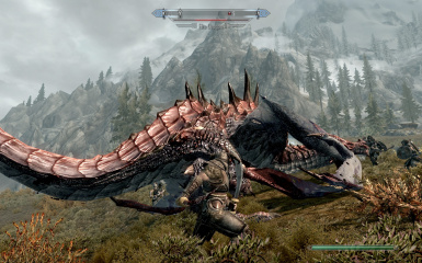 fire dragon the fight