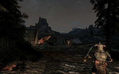 whiterun bridge