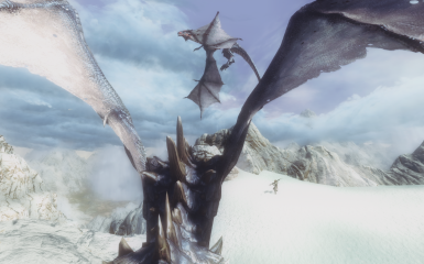 Dragon in the sight