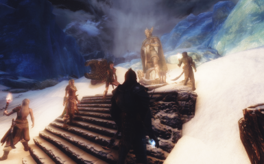 Pay tribute to Talos in passing