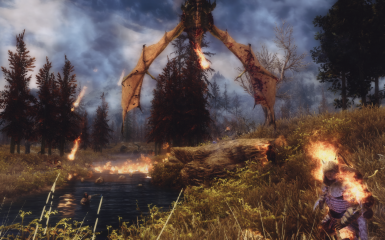 Foray in the swamp of Morthal 03